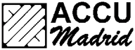 logo accu madrid