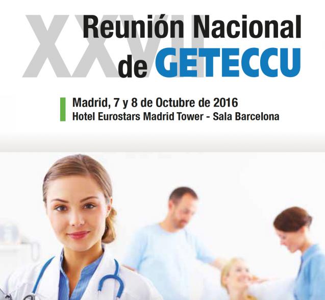 XXVII Reunión Nacional de GETECCU