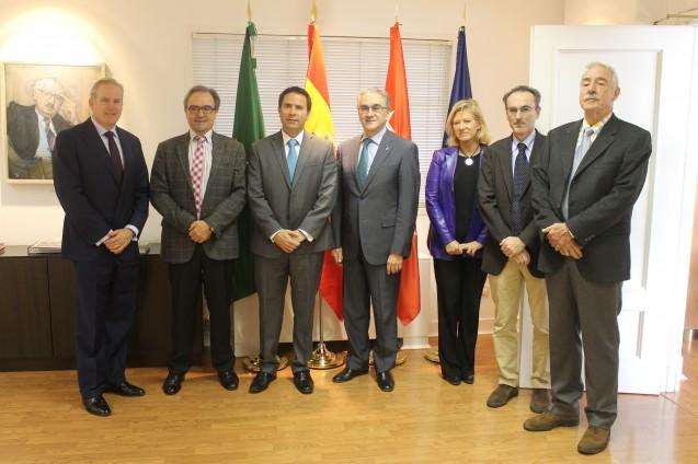 La Universidad Autónoma de Madrid y AbbVie impulsan la Cátedra de Docencia e Investigación en Enfermedad Inflamatoria Intestinal