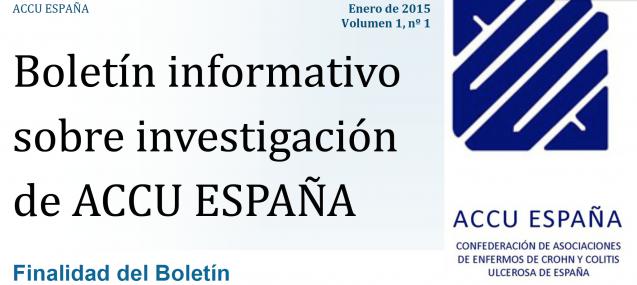 Boletín informativo ACCU España