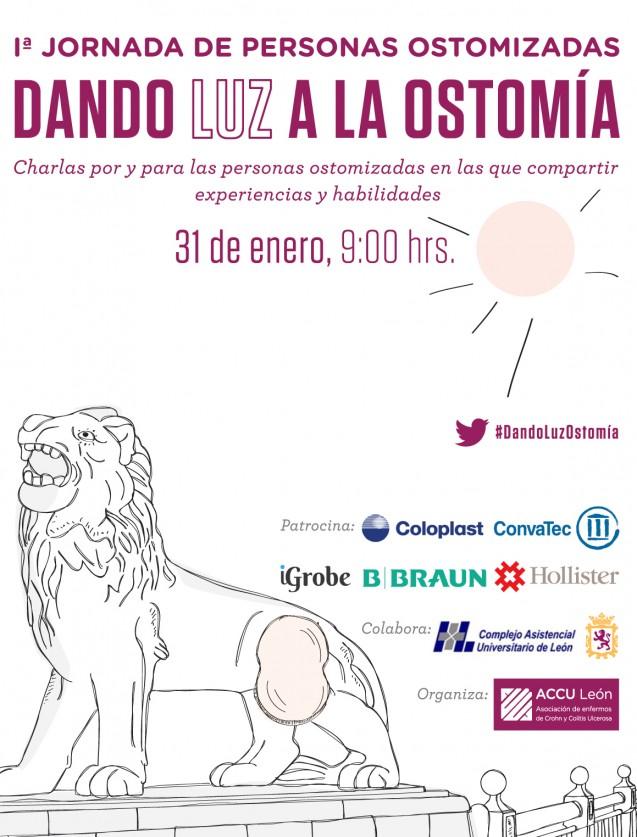 I Jornada de personas ostomizadas: Dando luz a la ostomía